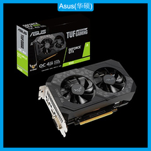Asus TUF-GTX1650-O4GD6-P-GAMING placa gráfica nvidia®Geforce gtx 1650 pci express 3.0 gddr6 4gb dvi hdmi placa de vídeo dp