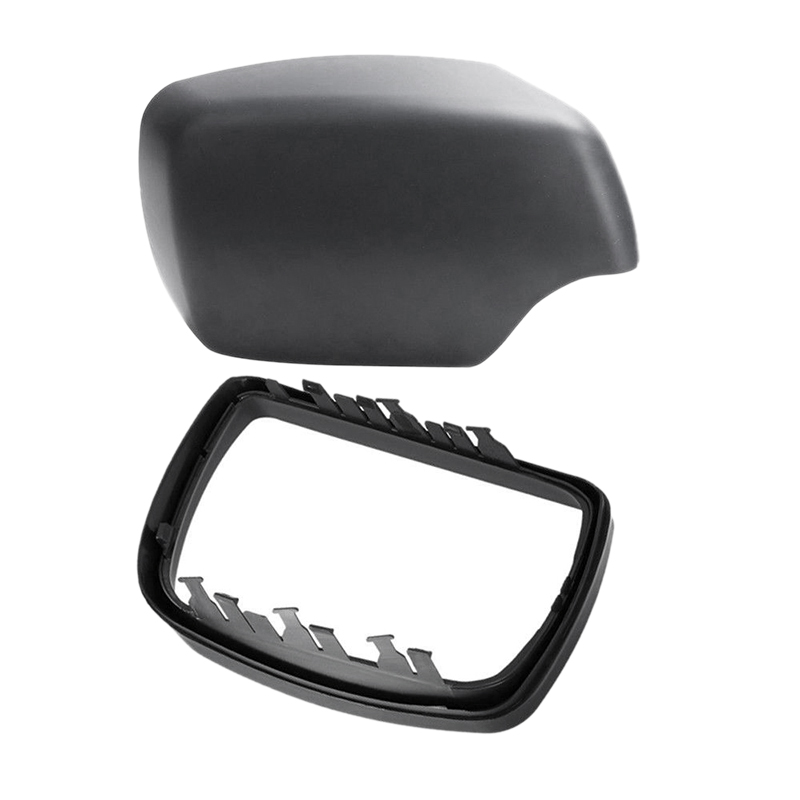 For Bmw <font><b>E53</b></font> X5 Right Side Door Mirror Cover Cap 2000 <font><b>2001</b></font> 2002 2003 2004 2005 2006 Rear View Mirror Trim Ring 51168256322 511682 image
