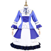2019 Melty Cosplay The Rising of the Shield Hero Melty Q Melromarc Dress Cosplay Costume Custom Made Haloween Women Costume
