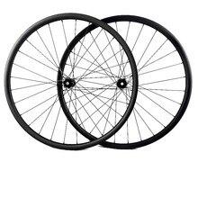 mtb wheelset 29er DT240S straight pull increase 110×15 148×12 12 velocity bike wheels 30x24mm tubeless carbon disc wheel ล้อจักรยาน