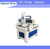 3kw 3 Axis CNC Router Machine with Woodworking engraver Machine cnc router 6090 machine desktop wood machine