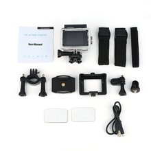 цена на Camera Sports Cam Full HD 1080P 30m Waterproof 2.0 inch LCD Screen Mini Sports DV Camcorder With Cam Accessories