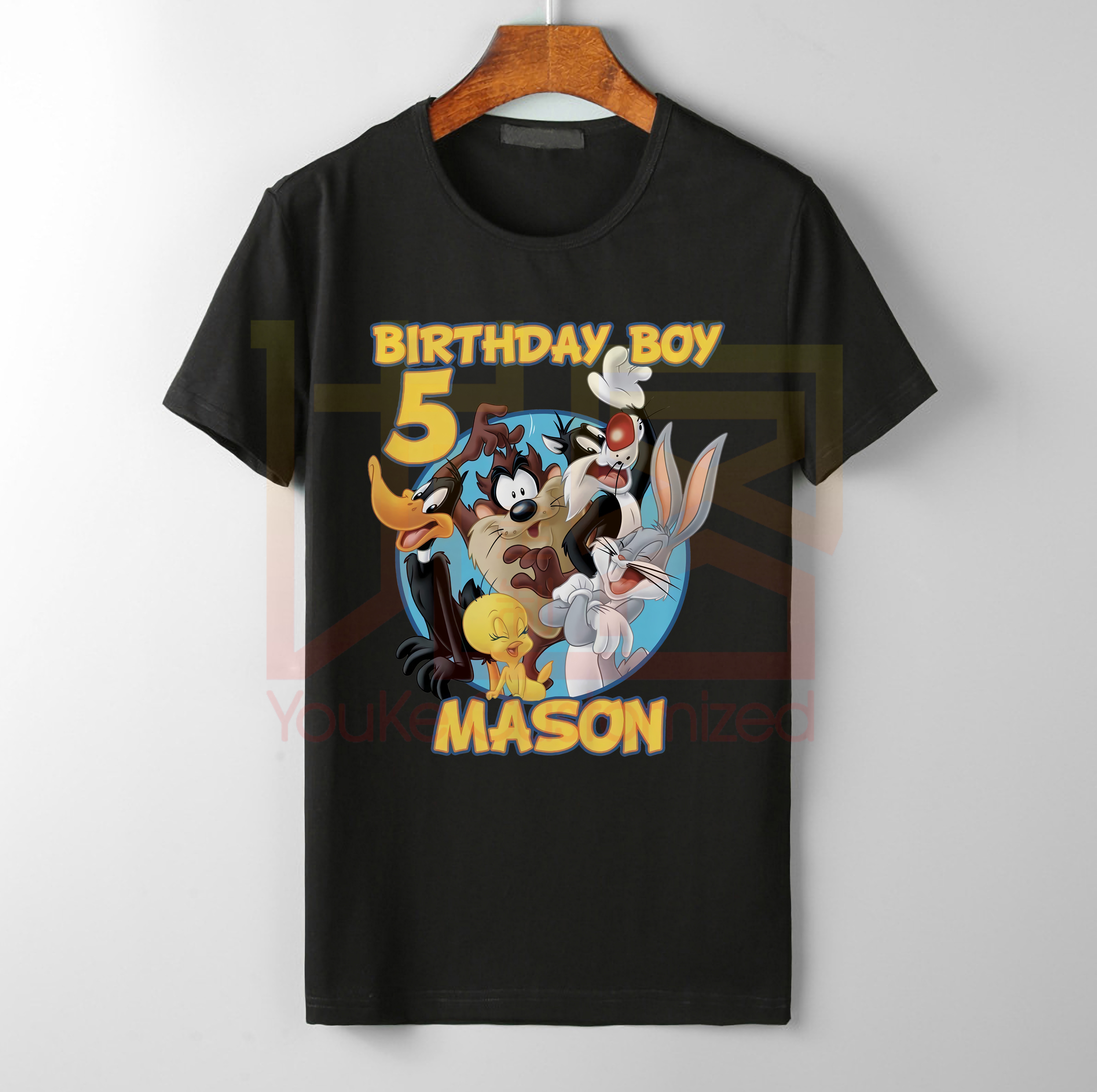 Funny 3D T-shirt Lola Bugs Bunny Spank Looney Tunes Cartoon Men Women