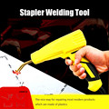 100W Handy Plastics Welders Garage Tools Hot Staplers Staple PVC Repairing Machine Car Bumper Repairing Stapler Welding Tool