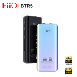 Fiio BTR5 USB DAC Bluetooth 5,0 ES9218P CSR8675 усилитель для наушников HiRes 3,5 мм 2,5 мм сбалансированный AAC/SBC/aptX LL/aptX H/LDAC