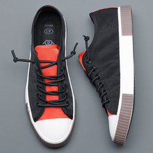 2020 New Canvas Shoes Men Sneakers Summer Male Vulcanized