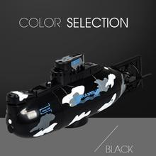 Подарок мини гоночная электрическая игрушка р/у подводная лодка образование на открытом воздухе скоростная лодка корабль военный детский пульт дистанционного управления имитационная модель