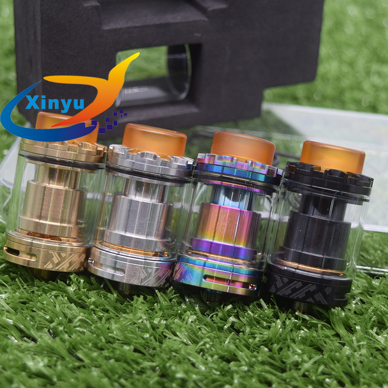 Sub Two V2 RTA Single & Dual Coil Tank Atomizer 24mm 3ml Top Fill System Vs Doggy Style Kylin V2 RTA Mage V2 Rta