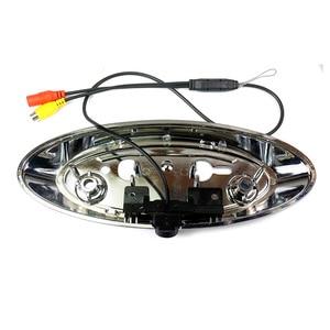 Image 3 - CCD Car Rear view Camera for Ford F150 F250 F350 F450 F550 F650 F750 2008 2017 SUPER DUTY rear logo backup Camera Dynamic track