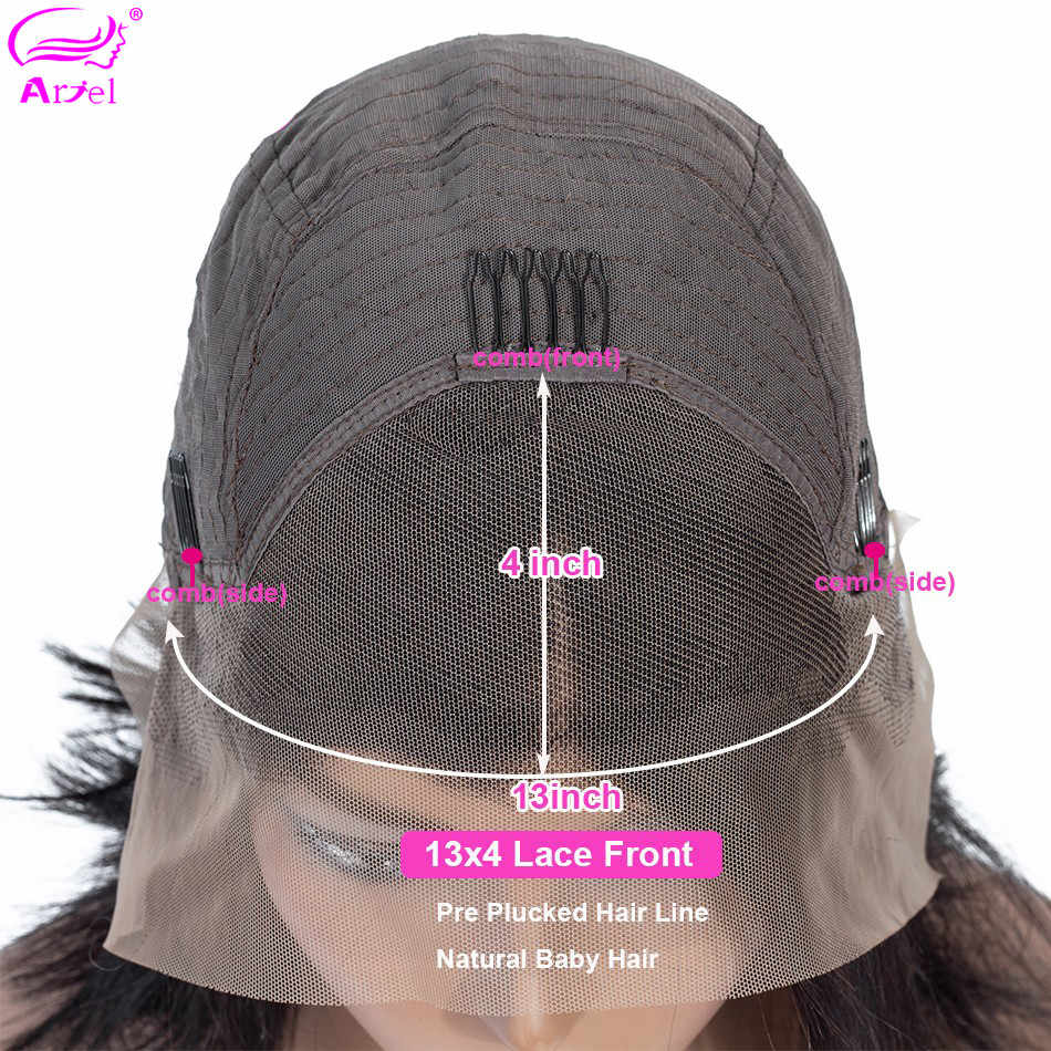 Ombre Lace Front Wig Mongolian Remy Short Bob Lace Front Wigs 13×4 Human Hair Wigs 1b 27 Blue 1b Silver Gray 613 Lace Front Wig