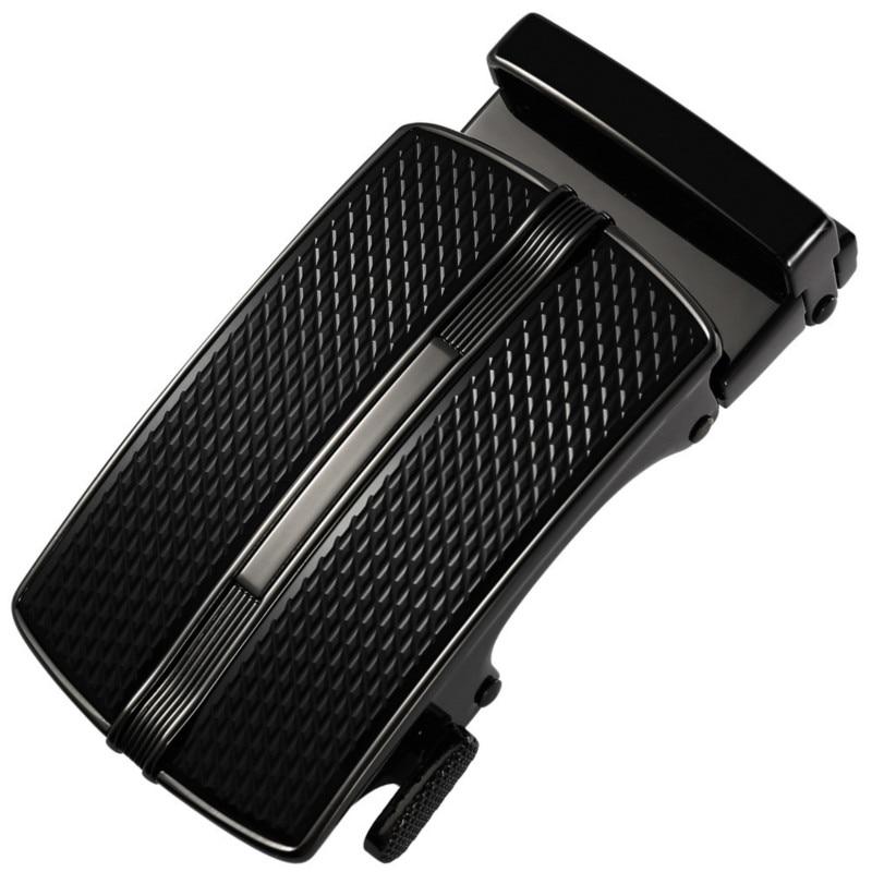 New Men's Business Alloy Automatic Buckle Unique Men Plaque Belt Buckles For 3.5cm Ratchet Men Apparel Accessories LY136-222666