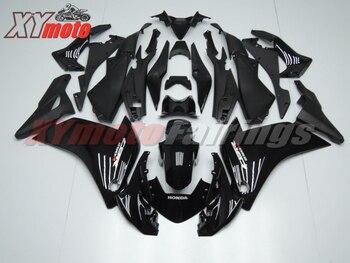 Motorcycle Fairings Kit For Honda CBR250R 2011 2012 2013 Injection ABS Plastic Fairing CBR 250R 11 12 13 Gloss Black Bodyworks