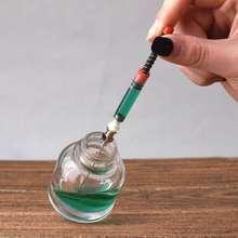Moonman Hongdian قلم حبر حشو قلم حبر حقنة جهاز ماصة أداة لتحويل خرطوشة حبر اللوازم المدرسية المكتبية