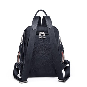 Image 5 - ZOOLER 2020 NEW Black Travel Bag Real Leather Backpack Women Genuine Leather Backpacks Fashion Luxury Backpack Bags Girls#HS209
