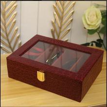 Jewelry-Organizer Storage-Box Sunglass Wood Glasses/suglasses Fashion for YJH006 Stucture