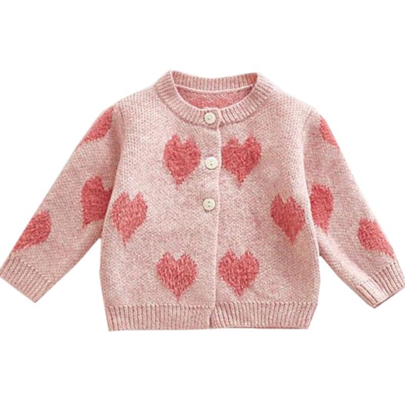Jesień dziewczynek 2 sztuka garnitury sweter miłość drukuj kurtka + miłość drukuj kombinezon nowy wzór kombinezon dla dzieci dziewczyna wiosna ubrania