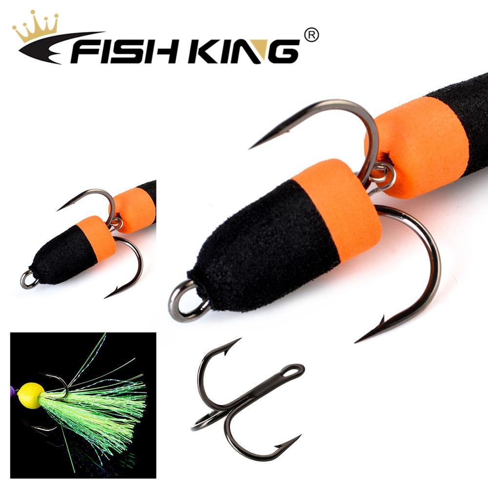 FISH KING Mandula Hot Sale Fishing Lure Soft Lures Foam Bait Swimbait Wobbler Bass Pike Lure Insect Artificial Baits Pesca 3