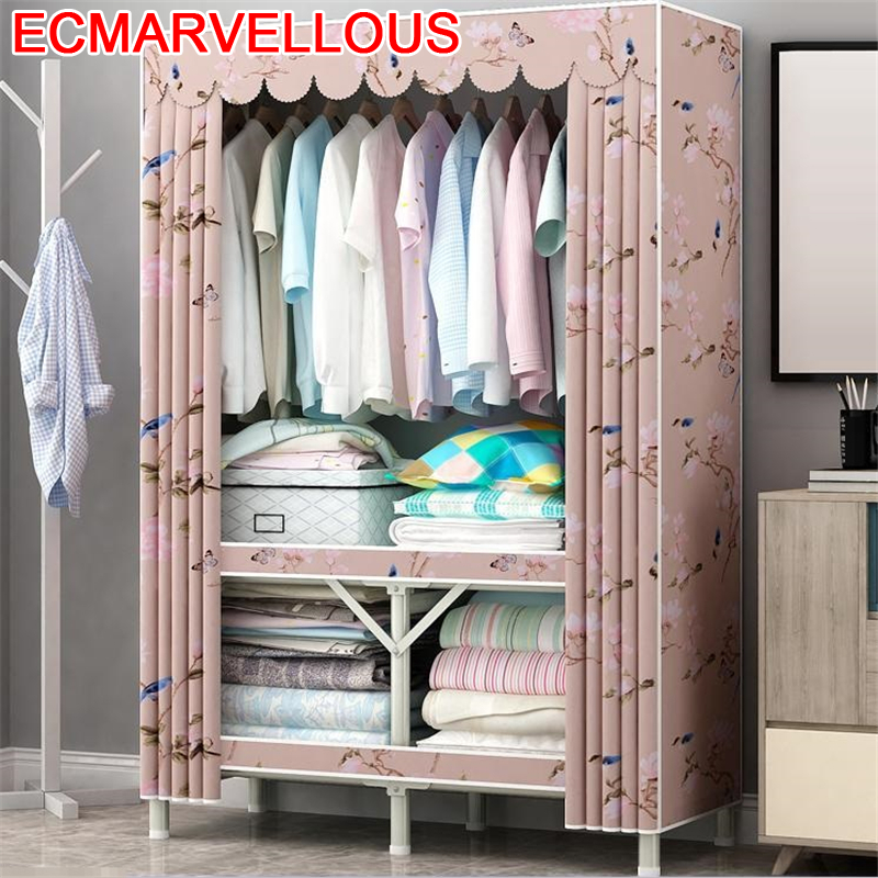 Meuble Moveis Furniture Armoire Ropero Chambre Placard Rangement Armario Ropa De Dormitorio Mueble font b Closet
