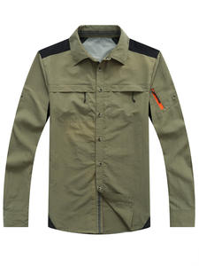 Mountainskin Clothing Hiking-Shirts Trekking Outdoor-Sports Quick-Dry Breathable Camping