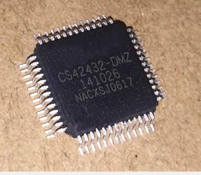 1 unidade / lote CS42432-DMZ CS42432 QFP-52