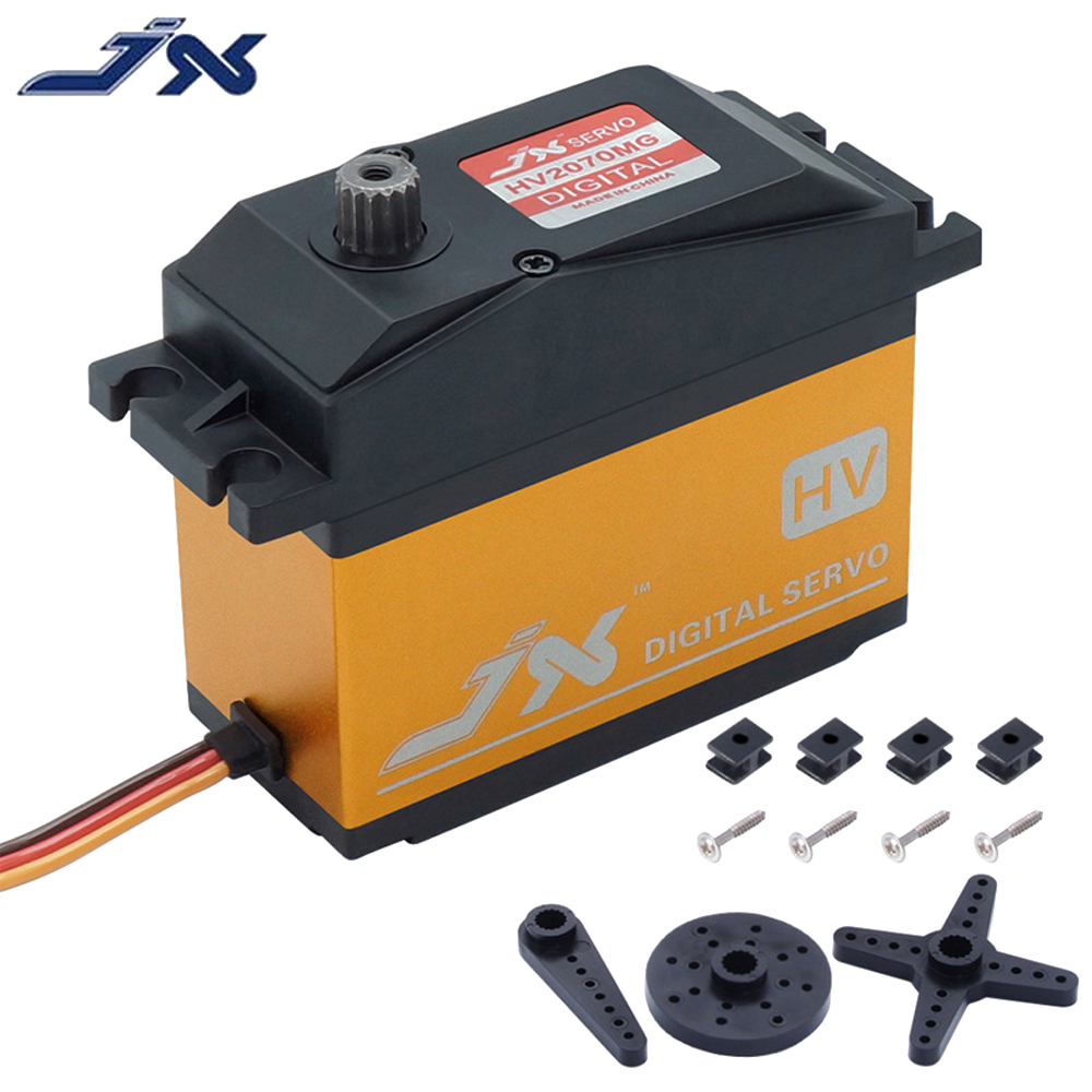 JX PDI-HV2070MG 70KG HV Metal gear Digital Servo For 1/5 <font><b>Car</b></font> <font><b>compatible</b></font> With SAVOX-0236 LOSI XL 5T BAJA image