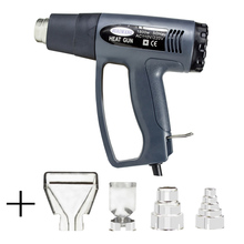 Heat-Gun Embossing-Hot-Air-Gun Thermal-Blower Heat-Shrink-Stepless Adjustable 220V
