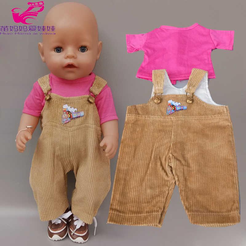 17 インチベビードールの服夏 18 インチアメリカ世代ため女の子人形レジャージャケット
