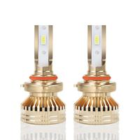 Adeeing 1Pair Headlamp TX3570 Chip 8 48v 60W 12000LM 6000K Bulb H1 H4 H7 H11 9005 9006 Automobile LED Working Lamp Modification