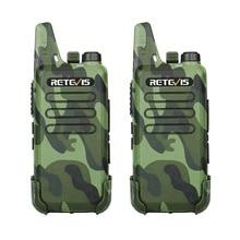 2pcs RETEVIS RT22 Professional…