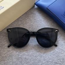 2020 Original Designer Gentle Monster Women Sunglasses Retro Lady Vintage Cat Eye Sun glasses Luxury Package East Moon Sunglass