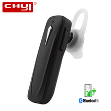 CHYI Mini Bluetooth V4.2 Headphone Stereo Wireless Headset Earphone Single Handfree