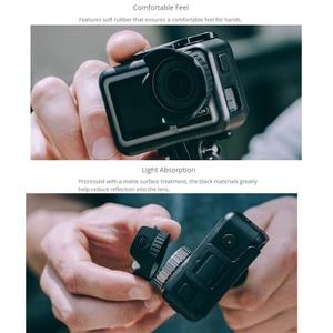Image 4 - PGYTECHบังแดดกล้องป้องกันฝาครอบเลนส์PGYTECH Hoodใช้งานร่วมกับDJI Osmo Action Gimbalอุปกรณ์เสริม