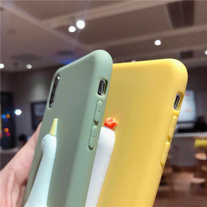 3Dน่ารักการ์ตูนซิลิโคนนุ่มสำหรับSamsung Galaxy A50 A10 A20E A30 A70 A6 Plus A8 A7 A750 A9 a31 A51 A71 Coque