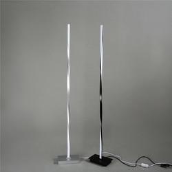 Lâmpada de assoalho led para salas de estar obter elogios pólo pé luz para quartos familiares e escritórios iluminação regulável