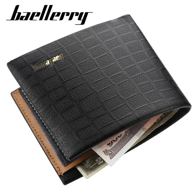 Crocodile Men's Wallet