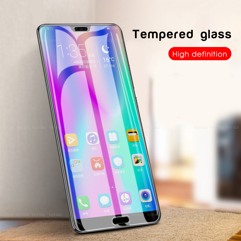 Tempered Screen Protector Glass Film For Huawei Honor 10 V10 8A 8S 8c V9 Play Magic2 Clear Film For Honor 8 9 10 Lite Note 10