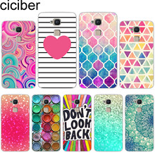 ciciber Funda For BQ Aquaris X2 X U2 C U X5 V VS Plus Lite Pro E5S M5 M5.5 HD Soft Silicone Phone Cases Cute Love Small fresh