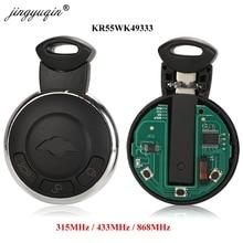 jingyuqin KR55WK49333 315/ 433/ 868MHz ID46 PCF7953 Remote Smart Key for BMW MINI COOPER S ONE D CLUBMAN COUNTRYMAN CABRIO Car