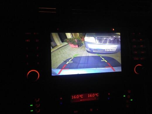 Otomobiller ve Motosikletler'ten Araç Kamerası'de Otomatik araba ters dikiz kamera Bmw 3/5 serisi için X5 X1 X6 E39 E46 E53 E82 E88 E84 e90 E91 E92 E93 E60 E61 E70 E71 E72