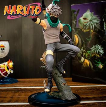 Figura de Kakashi Hatake anbu Naruto Shippuden(23 cm) Figuras de Naruto Merchandising de Naruto