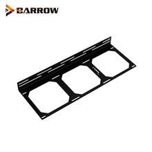 Barrow  Fan Radiator Hholder 12cm Fan  Holder 240mm 360mm Radiator Bracket, Computer Case Accessory Gadget,TCBJ240/360 L