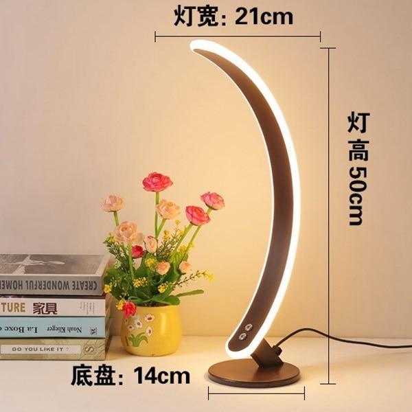 Table lamp B coffee