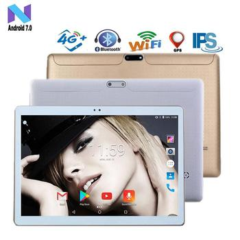 2020 New Google play 10 inch Tablet PC Octa Core 6GB RAM 128GB ROM Phone Dual SIM Cards 4G FDD LTE Android 8.0 GPS Tablets