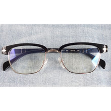 Italy 80s designer acetate prescription glasses frames vintage spectacles