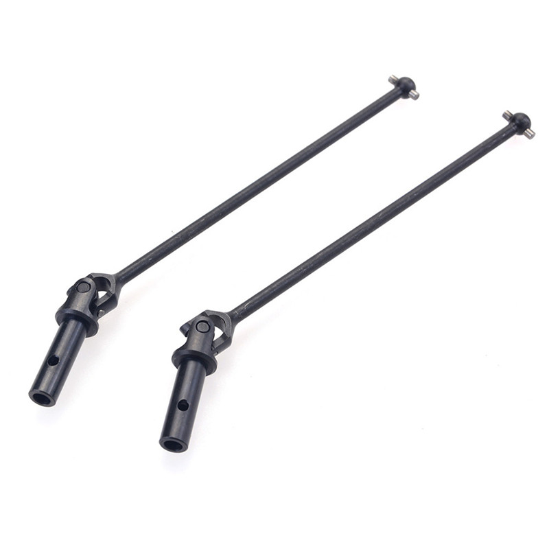 2Pcs 8158 Front Horizontal Common Drive Shaft for 1/8 Zd Racing 9021-V3 08423 Rc Car Parts Accessories