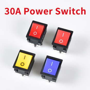 Inverter Electric welding machine KCD4 Rocker switch ON-OFF 2 Position 4 Pins Power Switch 30A/250VAC Electrical equipment image