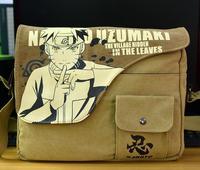 Canvas Bag Anime Sword Art Online Totoro Attack on Titan Naruto ONE PIECE Black Butler GINTAMA Shoulder Messenger Bag School Bag