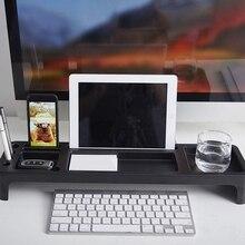 Настольная полка для хранения, многофункциональные офисные принадлежности для хранения, компьютерная клавиатура сортировочная стойка, канцелярский Органайзер