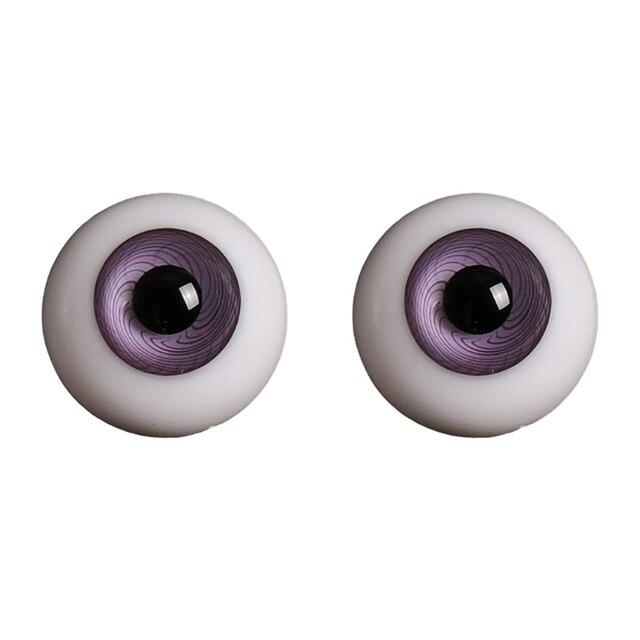 14mm 1/3 1/4 Doll Glass Eyes Doll Accessories Glasss Doll Eyeball 2