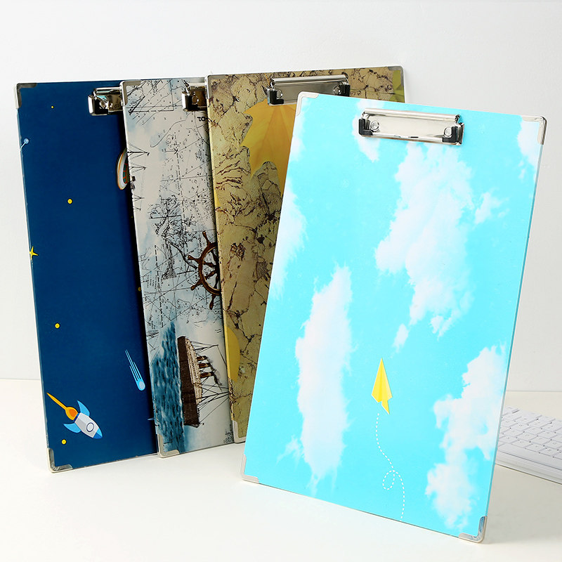 Waterproof Sketching Board for Drawing MyLifeUNIT Drawing Board with Clip and Paper Pocket